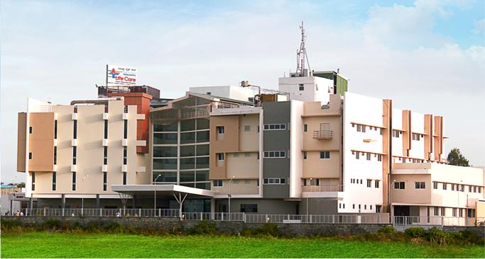 Nanjappa Life Care Super-Speciality Hospital