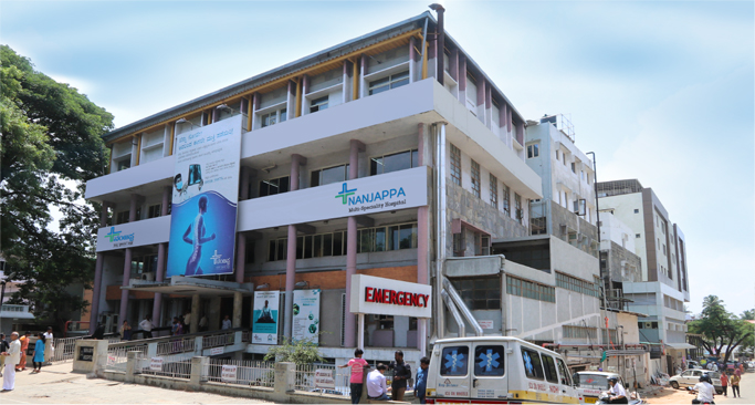 Nanjappa Multi-Speciality Hospital